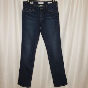Lucky Brand Jean's Straight Ankle